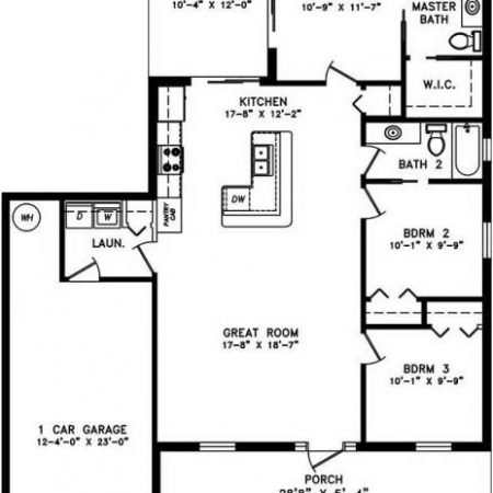 layla floor plan